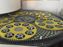 Powder metallurgy inner rotor double face grinding