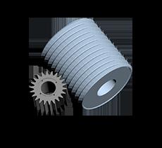 Worm Gear Grinding Wheels
