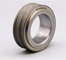 form rotary diamond roll