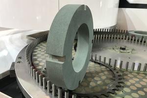 dressing grinding wheel