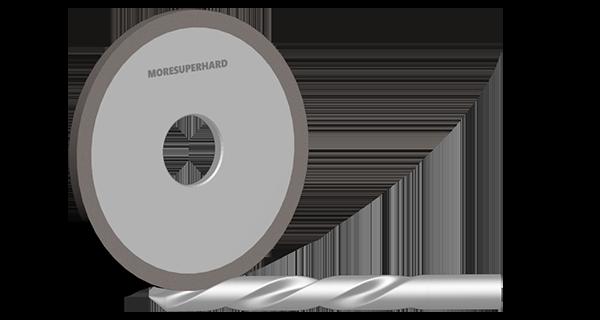 fluting grinding wheels