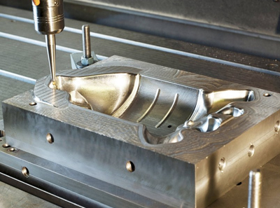 die & mold machining