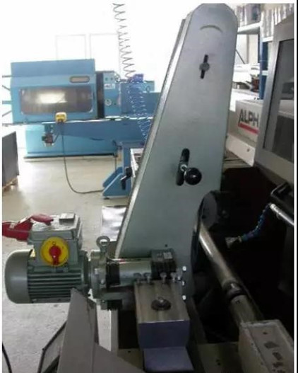 Variable speed cutter grinder