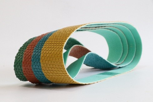 Resin Bond Flexible diamond belt