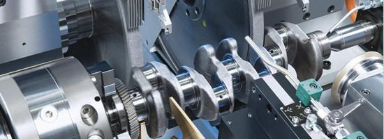 crankshaft grinding